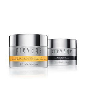 PREVAGE® Anti-Aging Day + Night Moisture Cream Set $245 (a $269 value), , large
