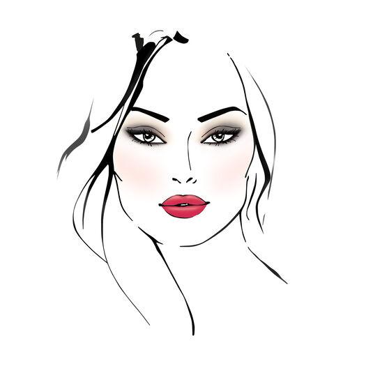 Femme Fatale by Rebecca Restrepo, Global Makeup Artist, , large