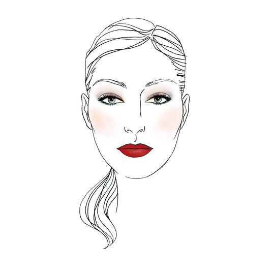 Party Look by Rebecca Restrepo, Global Makeup Artist, , large