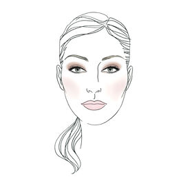 Day Look by Rebecca Restrepo, Global Makeup Artist, , large