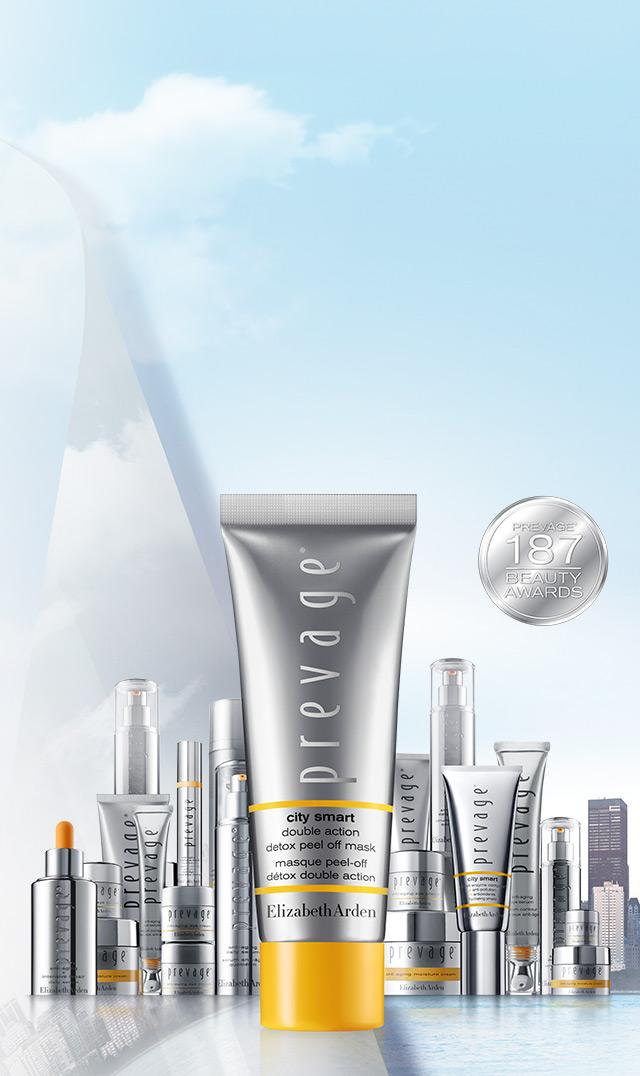 Prevage® City Smart Double Action Detox Mask