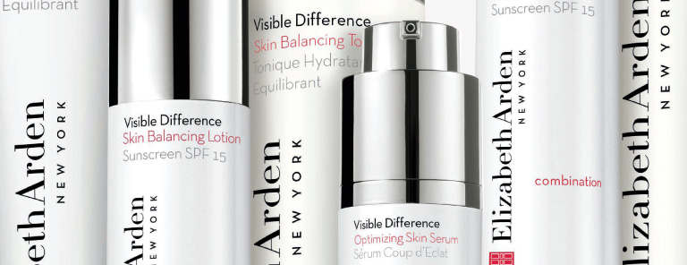 Visible Difference Skin Care Collection