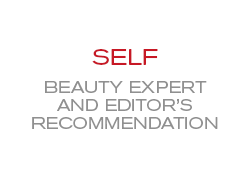 Self's 2013 Self Beauty Expert and Editor's Recommendation