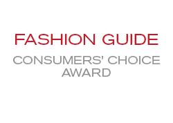 Fashion Guide, Consumers Choice Award