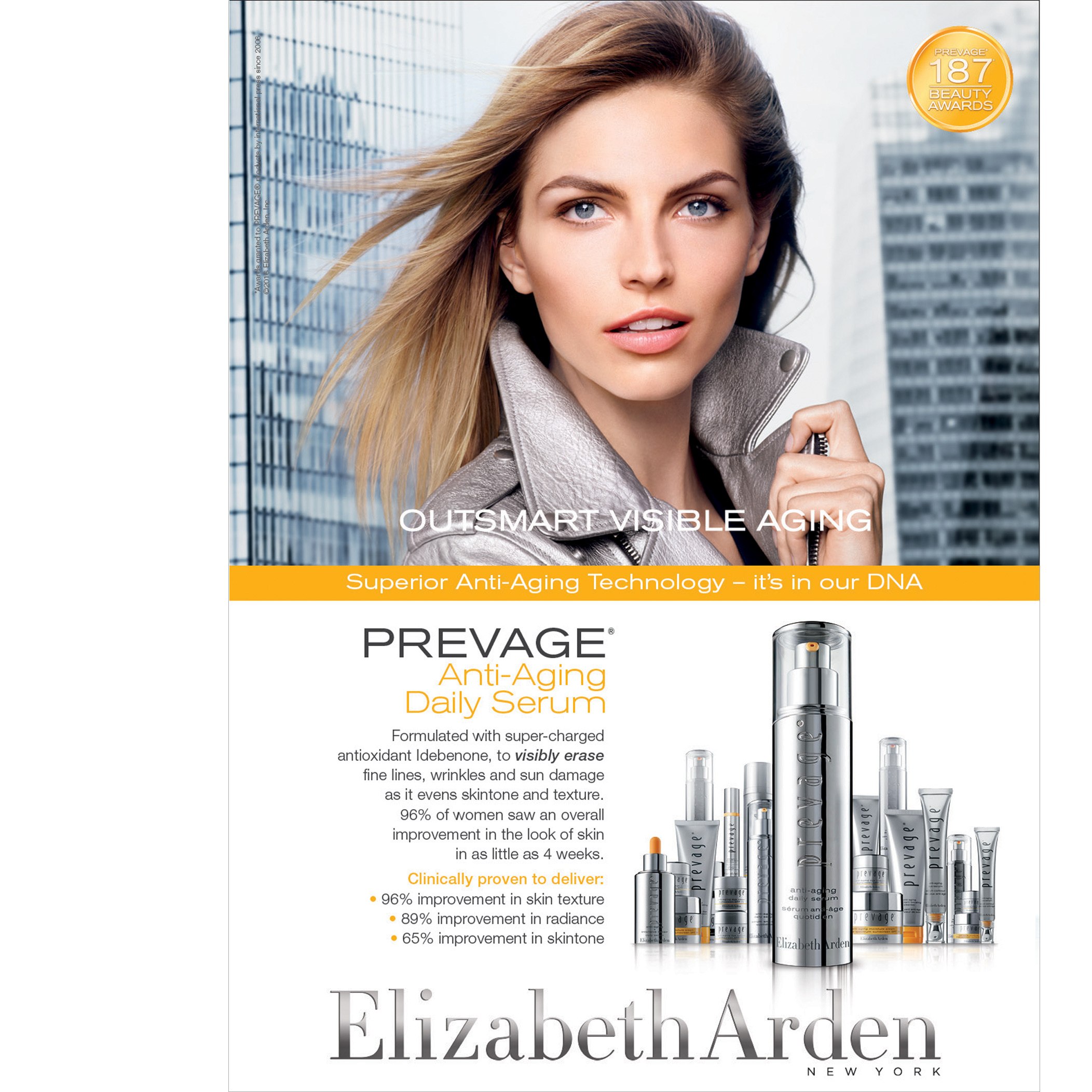 PREVAGE® Anti-Aging Daily Serum and Night Set, (a $342 value), , large