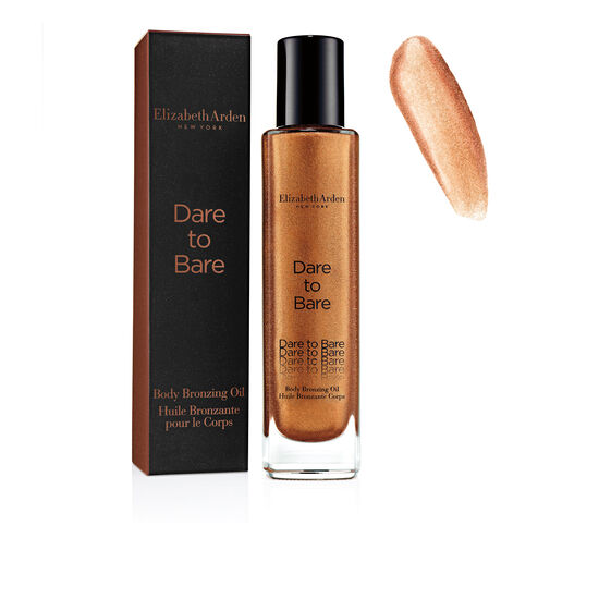 Dare to Bare Body Bronzing Oil, , large