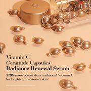 Vitamin C Ceramide Capsules- 178X more potent than traditional Vitamin C for brighter, even-toned skin based on stability testing of THD Ascorbate vs L-Ascorbic Acid