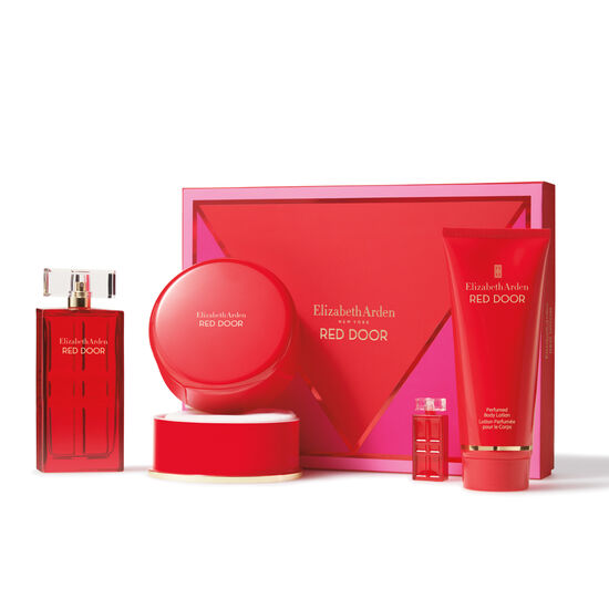 Red Door 3.3oz Eau De Toilette 4-Piece Set, , large