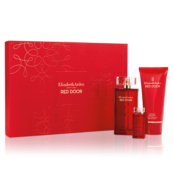 Red Door 1.7oz Eau De Toilette 3-Piece Set, , large