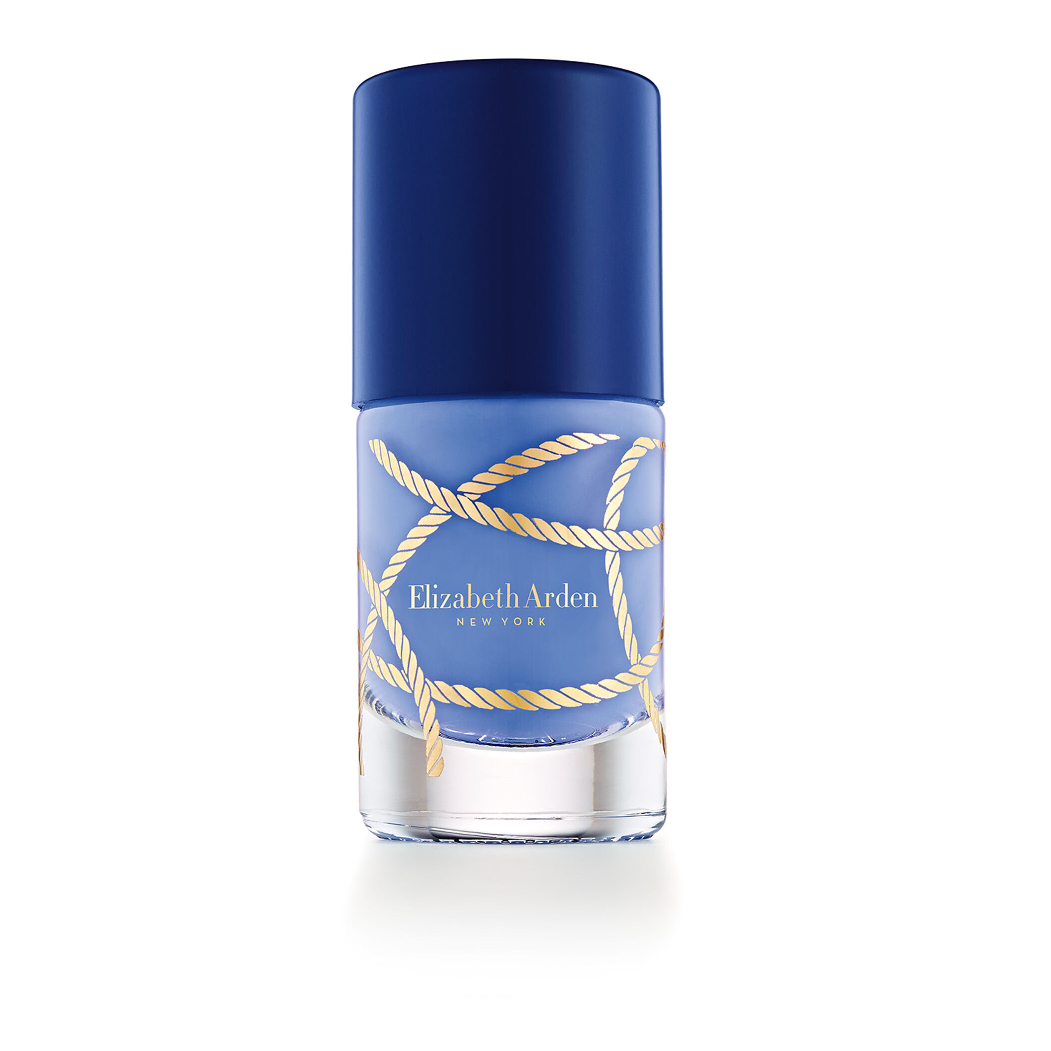 High pigment, chip-resistant nail lacquer applies smoothly for a high-gloss finish.