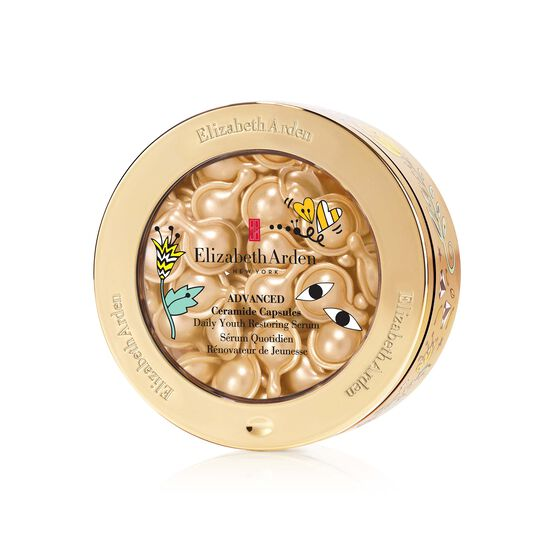 Limited Edition Advanced Ceramide Capsules Daily Youth Restoring Serum, , large