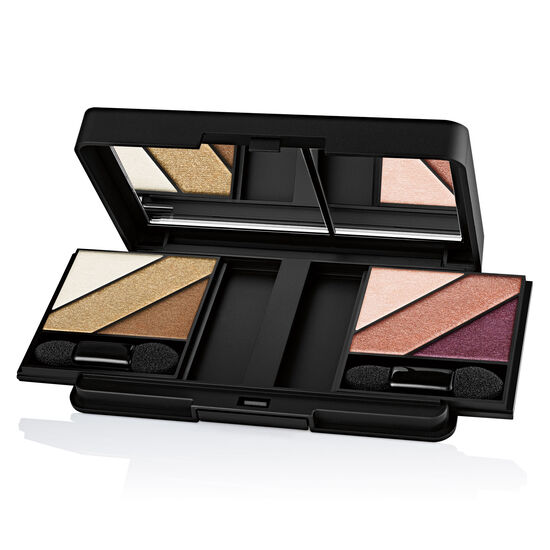 Bronze Eye Shadow Palette and Compact, , large