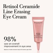 Retinol Eye Cream 98% saw an overall improvement in eye area based on a 4-week consumer study of 54 women, ages 25-55.