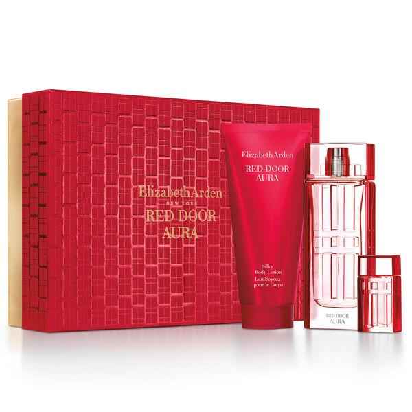 Red Door Aura Gift Set, , large