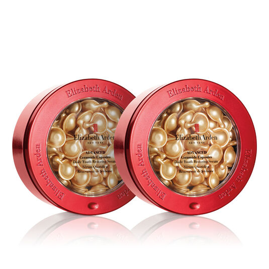 Limited Edition Advanced Ceramide Capsules Daily Youth Restoring Serum Set - 120 Piece, , large