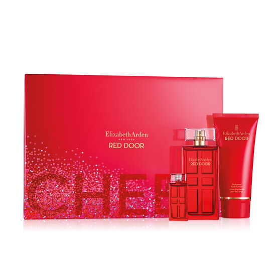 Red Door 1.7oz Eau De Toilette 3-Piece Set, (a $116 value), , large