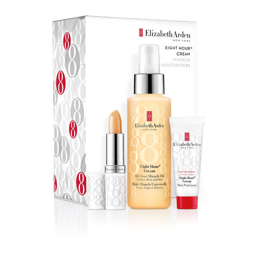 Eight Hour® Miracle Moisture Set, (a $56 value), , large