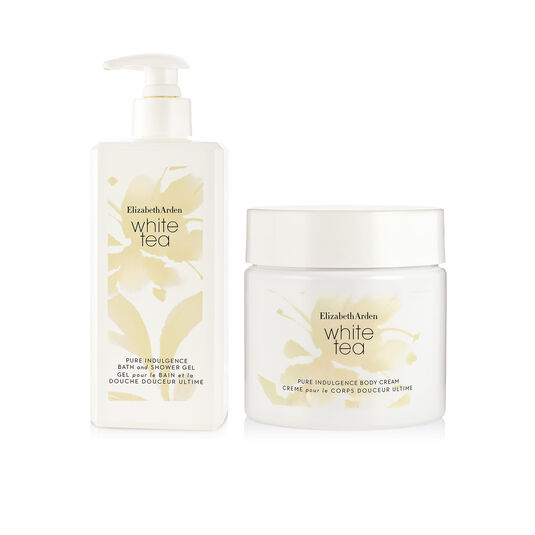 White Tea Pure Indulgence Bath and Body Set, (a $47 value), , large