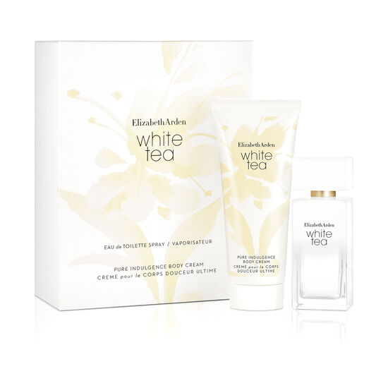 Elizabeth Arden White Tea Bath & Body Gift Set a $43 value - elizabeth arden gift set