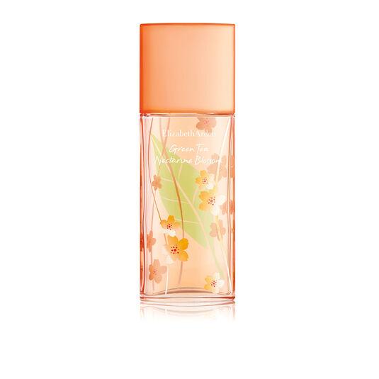 Green Tea Nectarine Blossom Eau de Toilette Spray, , large
