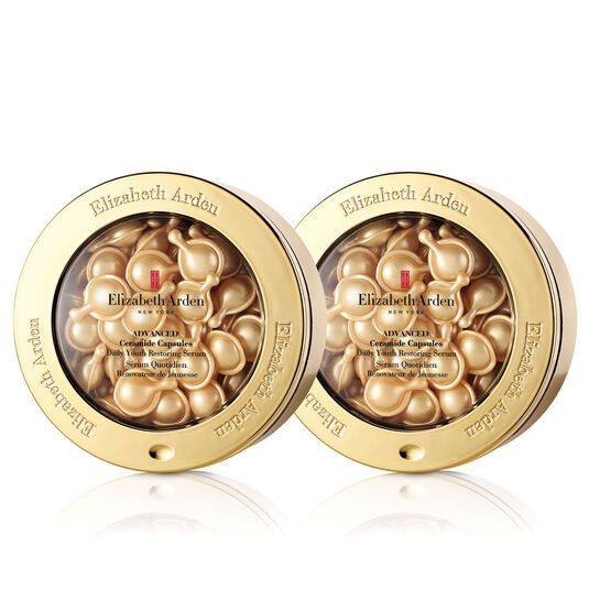 Online Only! Advanced Ceramide Capsules Daily Youth Restoring Serum Set - 120 Piece (a $156 value), , large