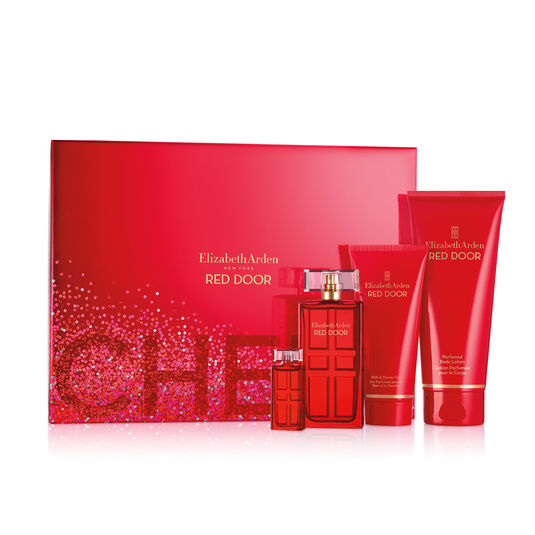 Red Door 1.7oz Eau De Parfum 4-Piece Set, (a $153 value), , large