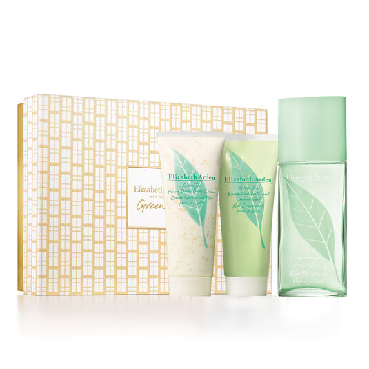 Green Tea Energizing Gift Set, (a $54 value), , large