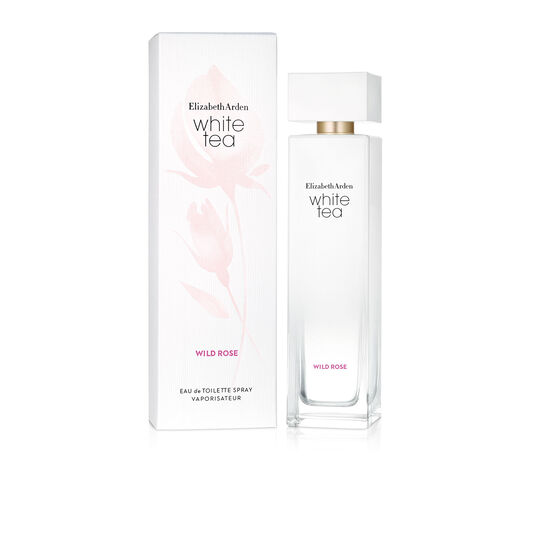 Elizabeth Arden White Tea Wild Rose Eau De Toilette Spray, , large
