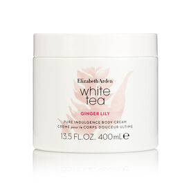 Elizabeth Arden White Tea Ginger Lily Pure Indulgence Body Cream, , large