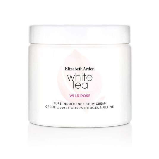 Elizabeth Arden White Tea Wild Rose Pure Indulgence Body Cream, , large