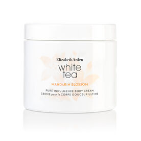 Elizabeth Arden White Tea Mandarin Blossom Pure Indulgence Body Cream, , large
