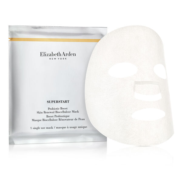 SUPERSTART Probiotic Boost Skin Renewal Biocellulose Mask, , large