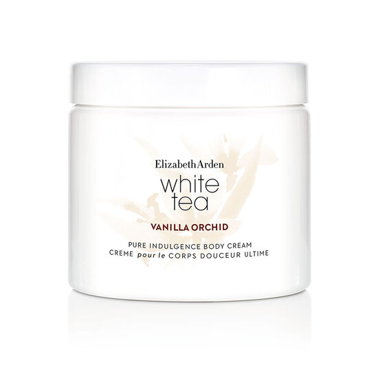 Elizabeth Arden White Tea Vanilla Orchid Pure Indulgence Body Cream, , large