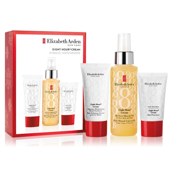 Eight Hour® Cream All Over Miracle Oil 3-Piece Set, , large