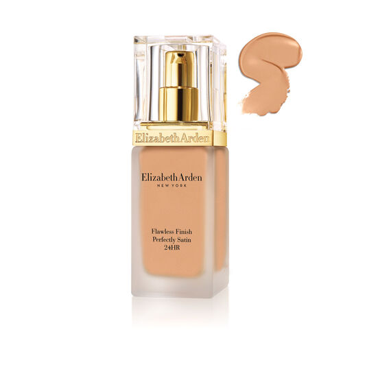 Flawless Finish Perfectly Satin 24HR Makeup Broad Spectrum Sunscreen SPF 15, , large