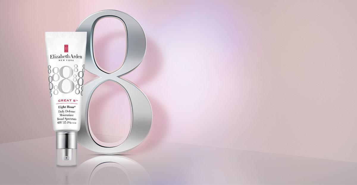 Eight Hour® Great 8™ Daily Defense Moisturizer Broad Spectrum Sunscreen SPF 35
