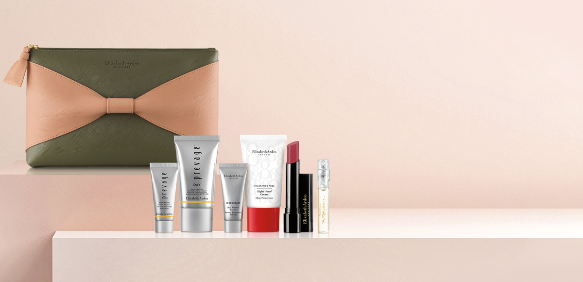 7-Piece Gift ($105+ value) with any $150 purchase