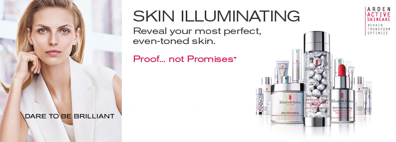 Elizabeth Arden Skin Illuminating. Reveal your most perfect, even-toned skin.