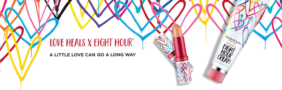 Love Heals x Eight Hour Cream