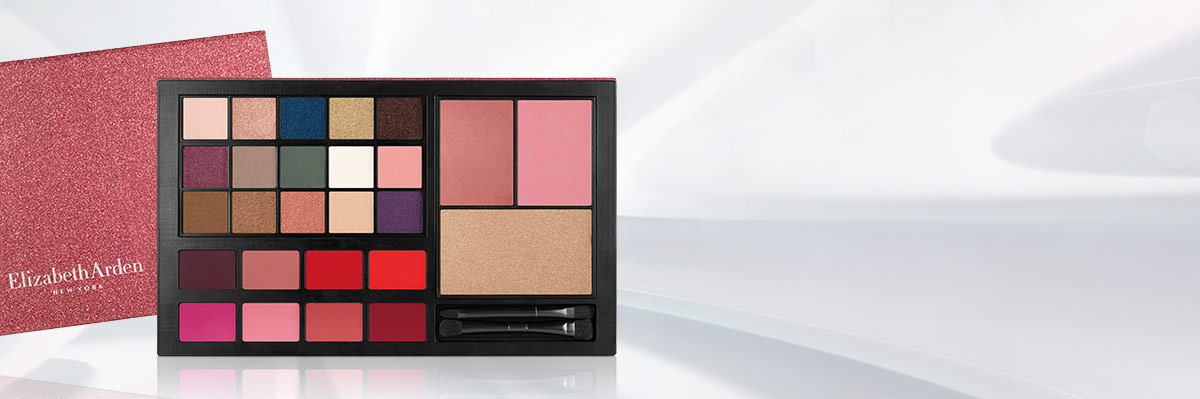 Sparkle and Shine Palette Upgrade, only $42 (a $186 value) with any purchase