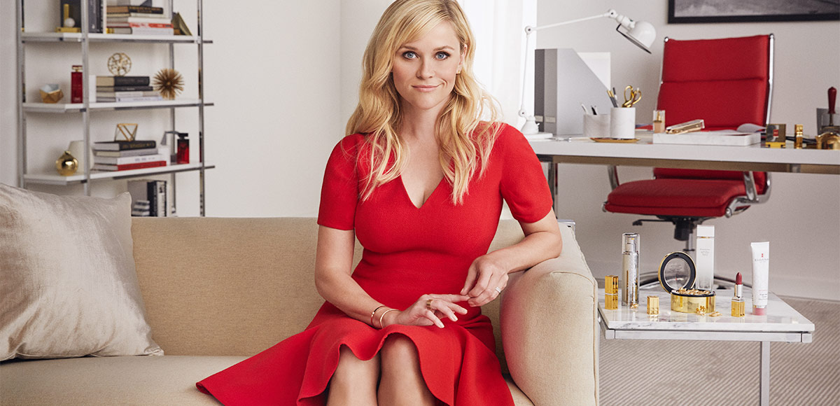 Reese Witherspoon Elizabeth Arden Storyteller-In-Chief