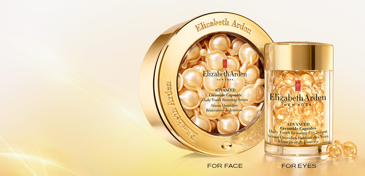 Advanced Ceramide Capsules Youth Serum