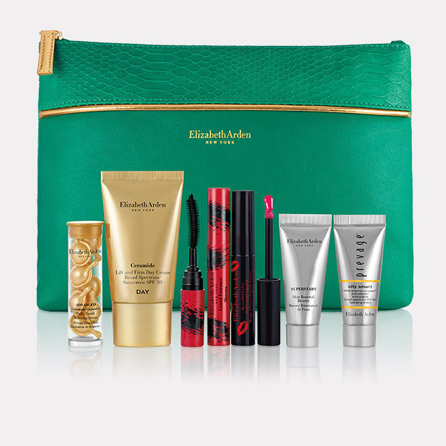 7-Piece Gift with $50 order