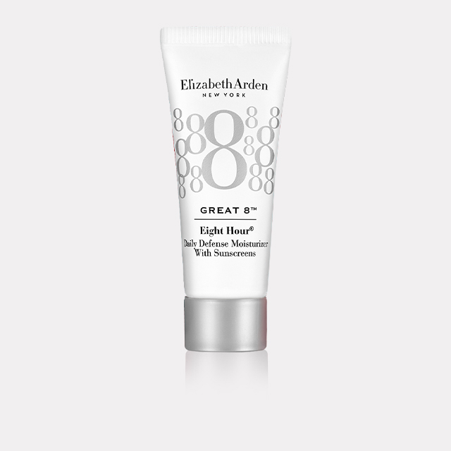 Free New Eight Hour® Great 8™ Daily Defense Moisturizer Broad Spectrum Sunscreen SPF 35 (.17oz) with $80+ order
