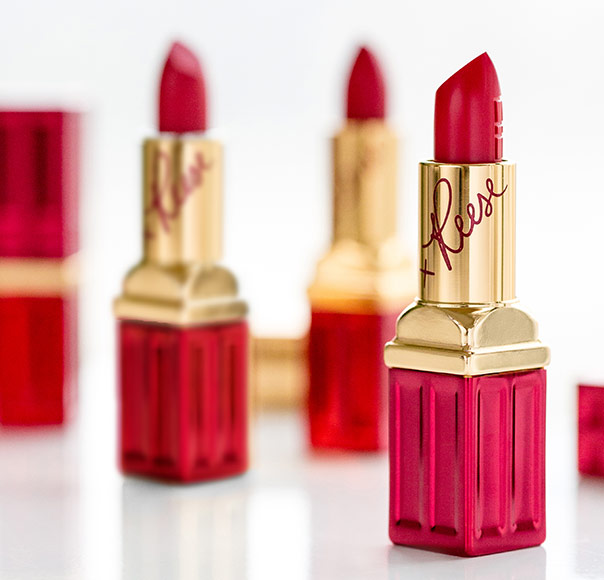 March on with our limited edition lipstick