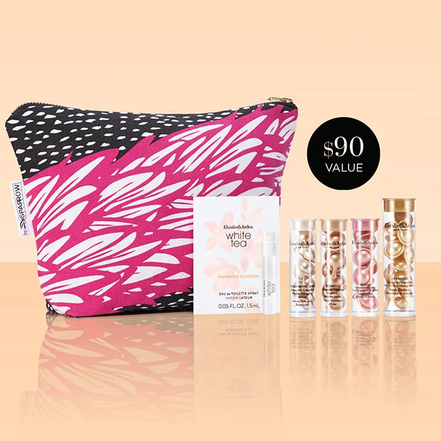 6 piece Luxe Gift