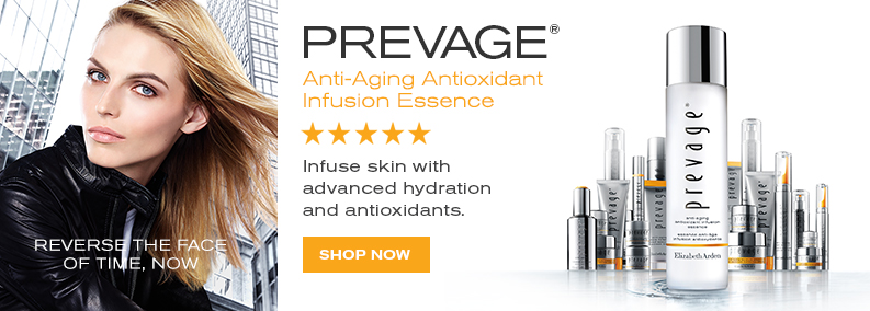 New! PREVAGE® Anti-Aging Antioxidant Infusion Essence. Shop Now