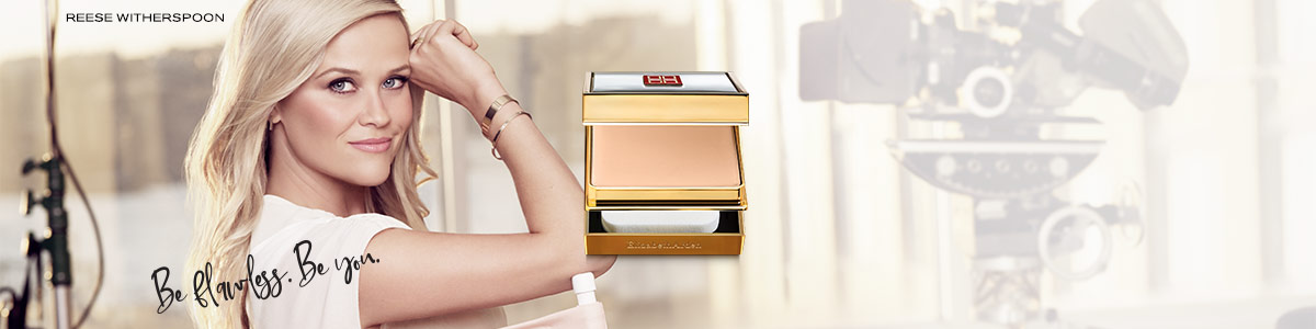 Sponge-on Cream Makeup