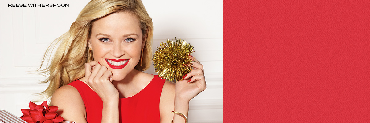 Holiday Category Landing Reese Witherspoon Background