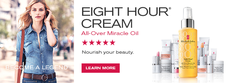 Eight Hour® Cream All Over Miracle Oil. Shop Now